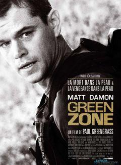 Affiche Green Zone