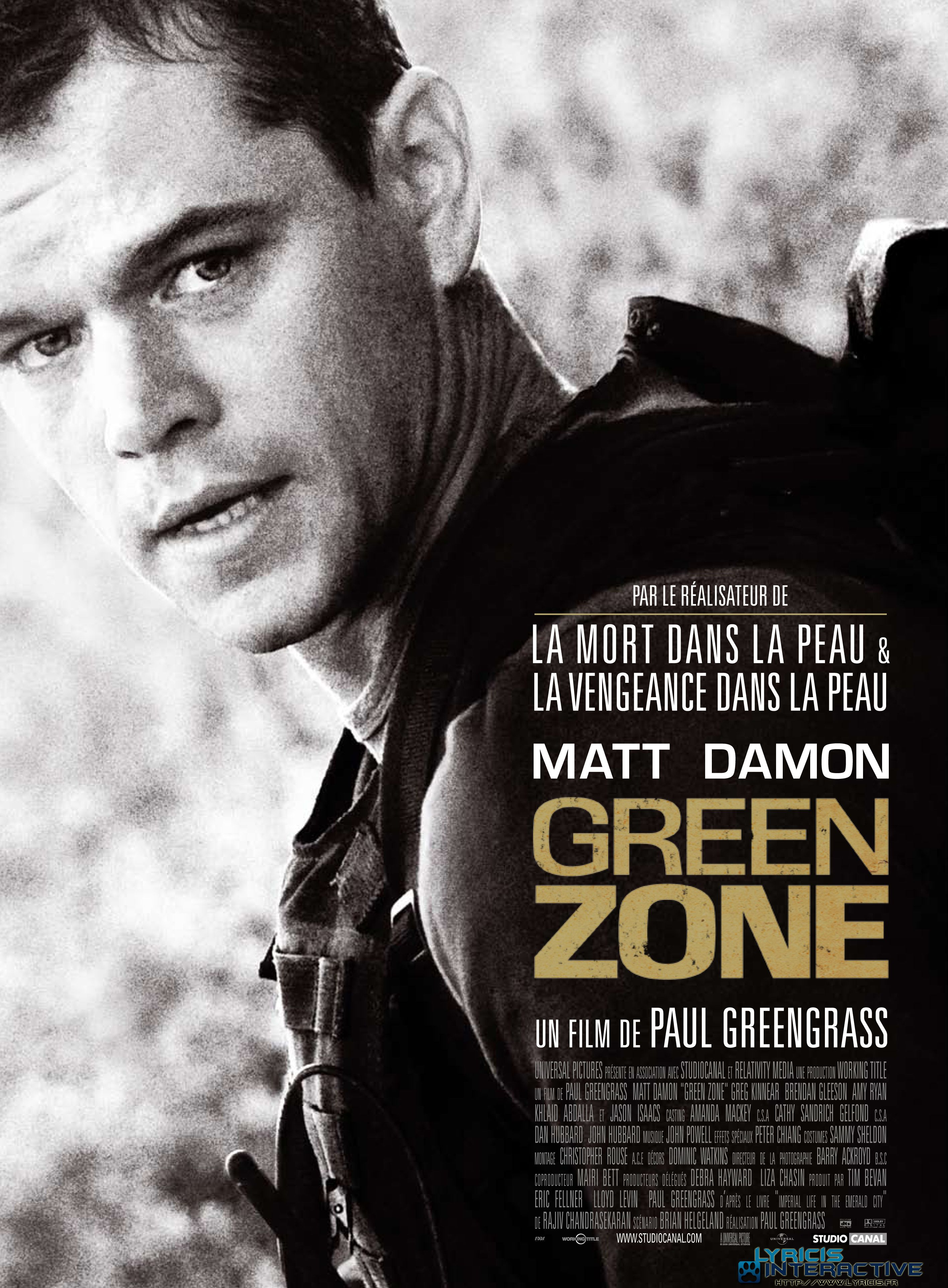 Green Zone Film