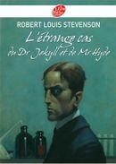 Couverture L'Étrange Cas du Dr Jekyll et de Mr Hyde