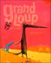 Couverture Grand loup & Petit loup