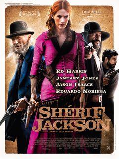 Affiche Shérif Jackson