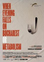 Affiche Métabolisme (ou Quand le soir tombe sur Bucarest)