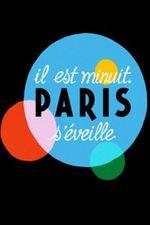Affiche Il est minuit, Paris s'éveille