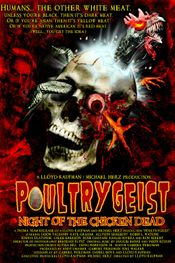 Affiche Poultrygeist : Night of the Chicken Dead