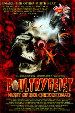 Affiche Poultrygeist : Night of the Chicken Dead