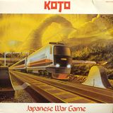 Pochette Japanese War Game (club mix)