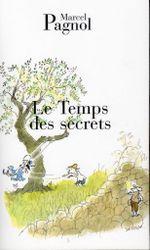 Couverture Le Temps des secrets - Souvenirs d'enfance, tome 3