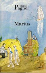Couverture Marius