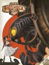 Couverture The Art of BioShock Infinite