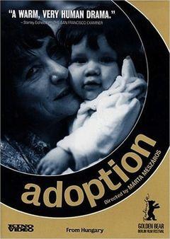 Affiche Adoption