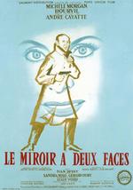Affiche Le Miroir à deux faces