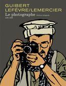 Couverture Le Photographe, intégrale