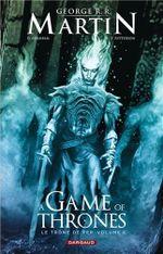 Couverture A Game of Thrones - Le Trône de fer, tome 3