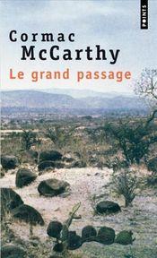 Couverture Le Grand Passage