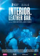 Affiche Interior. Leather Bar.
