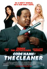 Affiche Code Name : The Cleaner