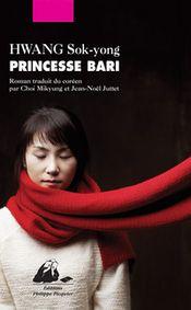 Couverture Princesse Bari