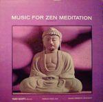 Pochette Music for Zen Meditation and Other Joys