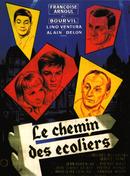 Affiche Le Chemin des écoliers