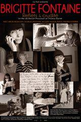 Affiche Brigitte Fontaine : Reflets et Crudité
