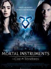 Affiche The Mortal Instruments : La Cité des ténèbres