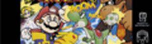 Illustration Les personnages de la série Super Smash Bros.
