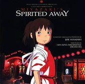 Pochette Le Voyage de Chihiro (OST)