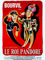 Affiche Le Roi Pandore