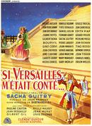 Affiche Si Versailles m'était conté