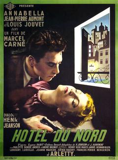 Affiche Hôtel du Nord
