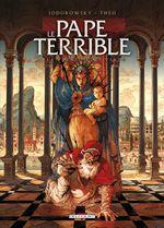 Couverture La pernicieuse vertu - Le Pape terrible, tome 3