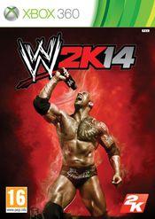 Jaquette WWE 2K14