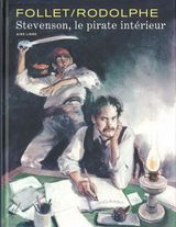 Couverture Stevenson, le pirate intérieur