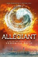 Couverture Allegiant  - Divergent, tome 3