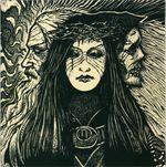 Pochette Jex Thoth / Pagan Altar (Single)