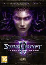 Jaquette StarCraft II : Heart of the Swarm