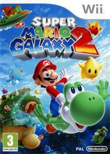 Jaquette Super Mario Galaxy 2