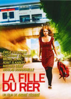 Affiche La Fille du RER