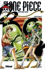 Couverture L'Instinct - One Piece, tome 14