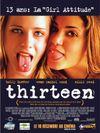 Affiche Thirteen