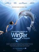 Affiche L'Incroyable histoire de Winter le dauphin