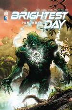 Couverture Le Retour du héros - Brightest Day, Tome 3