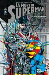 Couverture Le Règne des Supermen - La Mort de Superman, tome 2