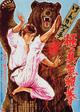 Affiche Karate Bear Fighter