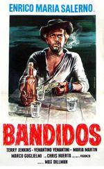 Affiche Bandidos
