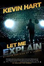 Affiche Kevin Hart: Let Me Explain