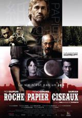 Affiche Roche Papier Ciseaux