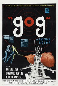 Affiche Gog