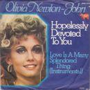 Pochette Hopelessly Devoted to You (OST)