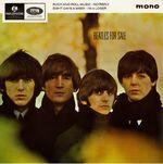 Pochette Beatles for Sale (EP)
